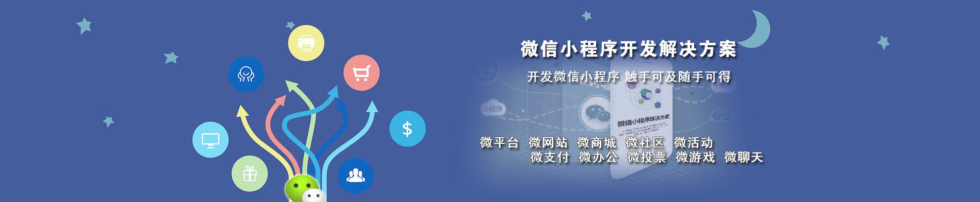 天光浩月昆明网站建设微网站
